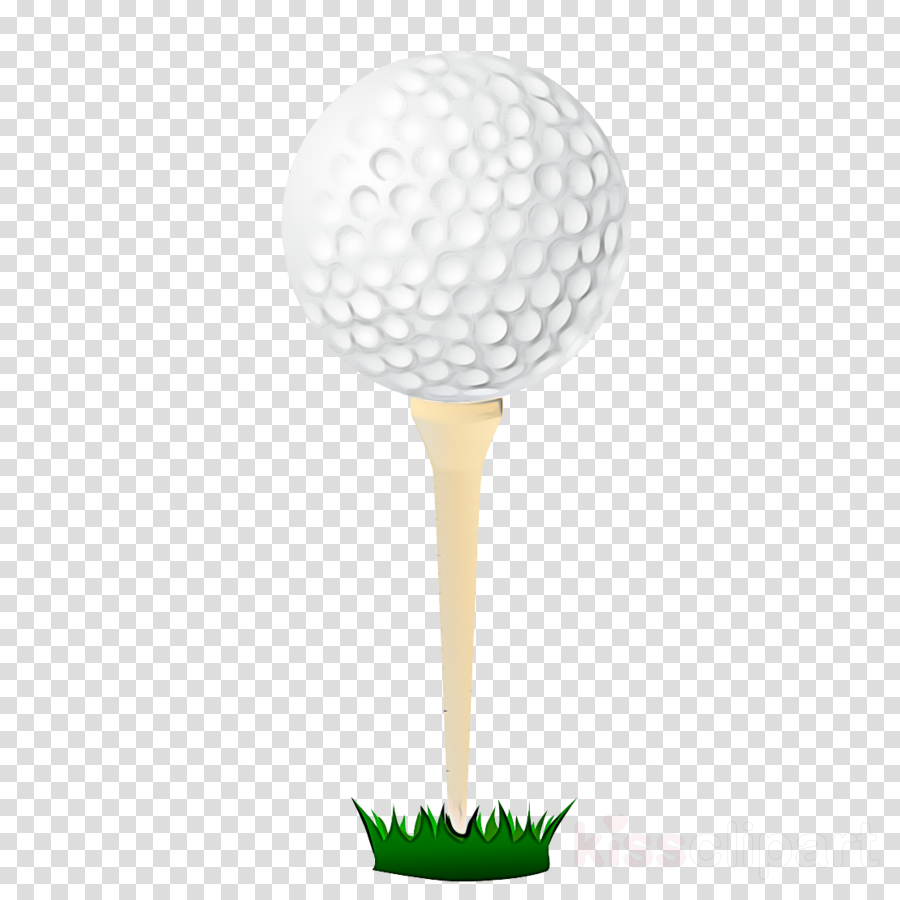 Golf Ball Clipart Golf Ball Tee Golf Equipment Transparent Clip Art