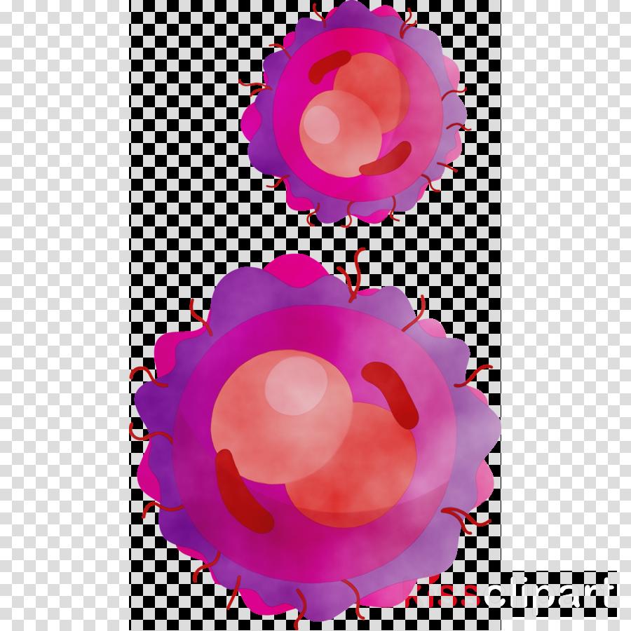 pink magenta material property circle