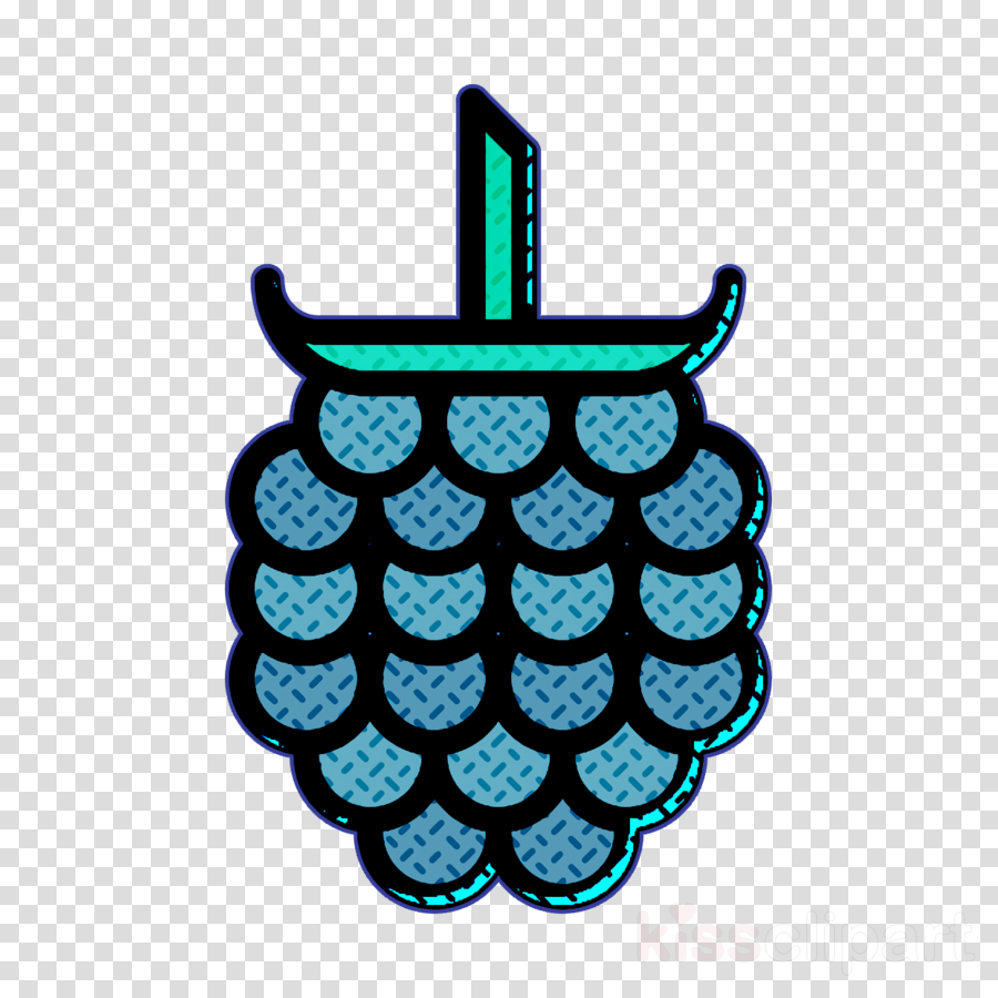Raspberries icon Fruits and Vegetables icon