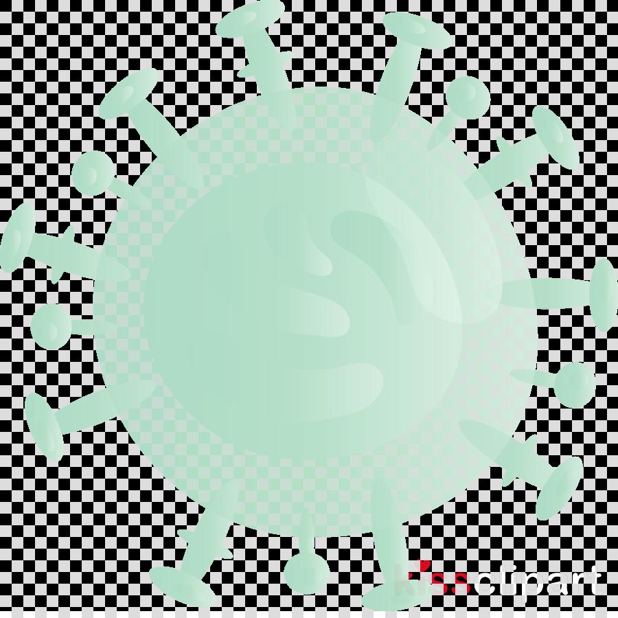 green turquoise circle logo