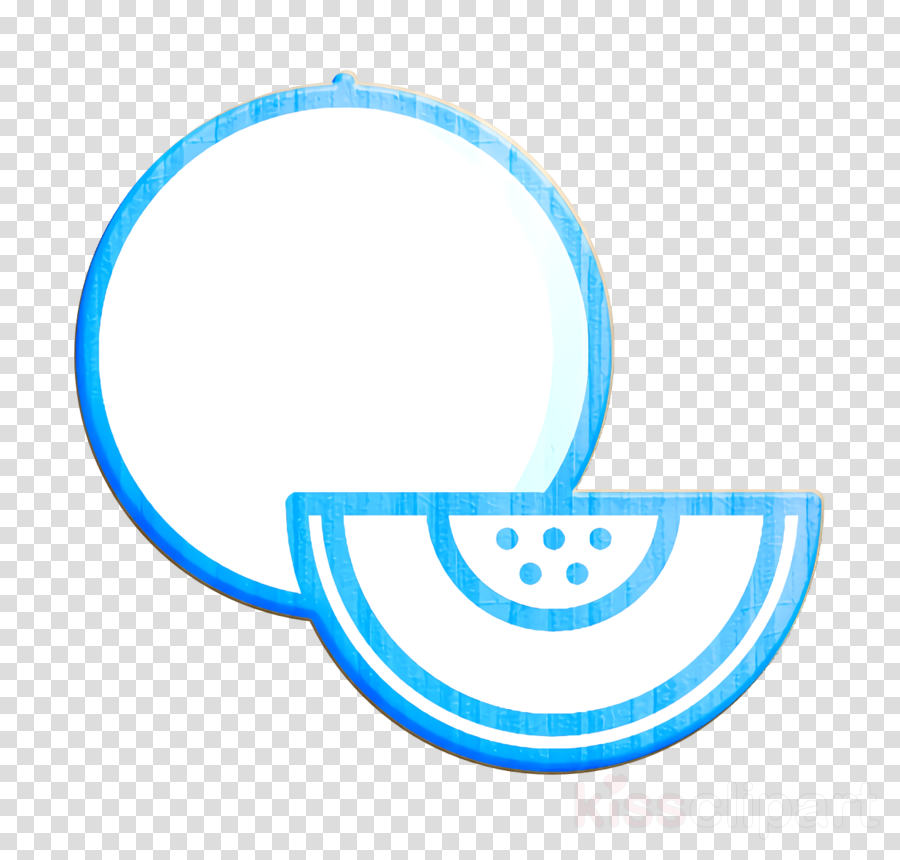 Fruits and Vegetables icon Food and restaurant icon Melon icon