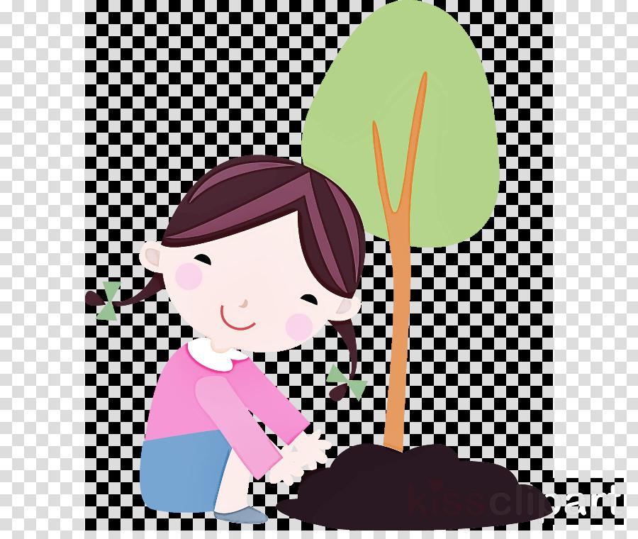 cartoon plant