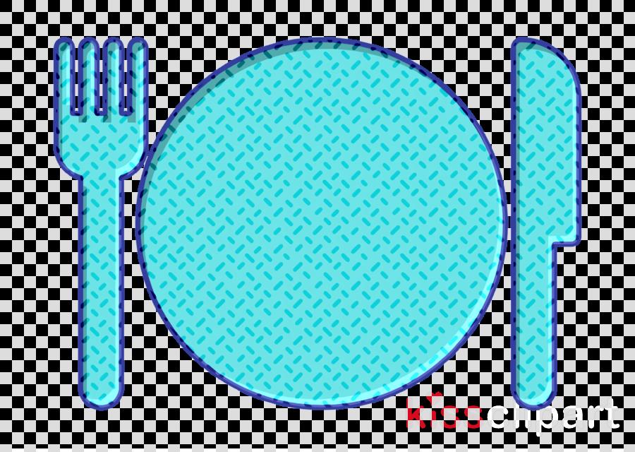 Restaurant icon Dish icon