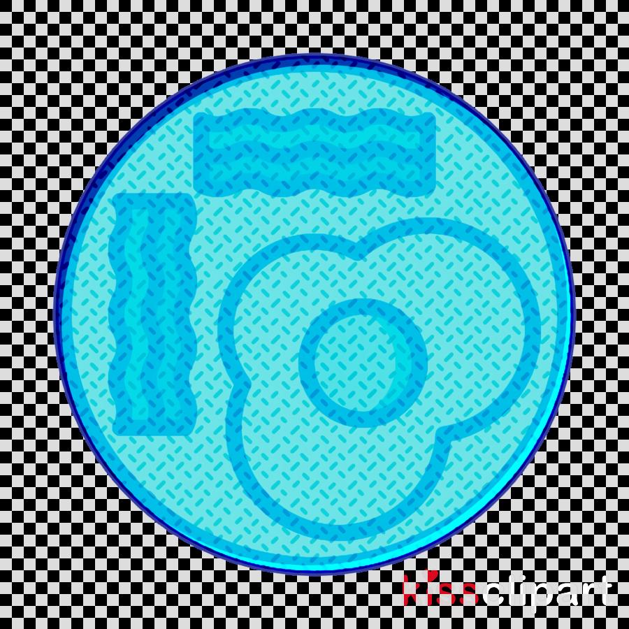 Breakfast icon Fried eggs icon Restaurant icon