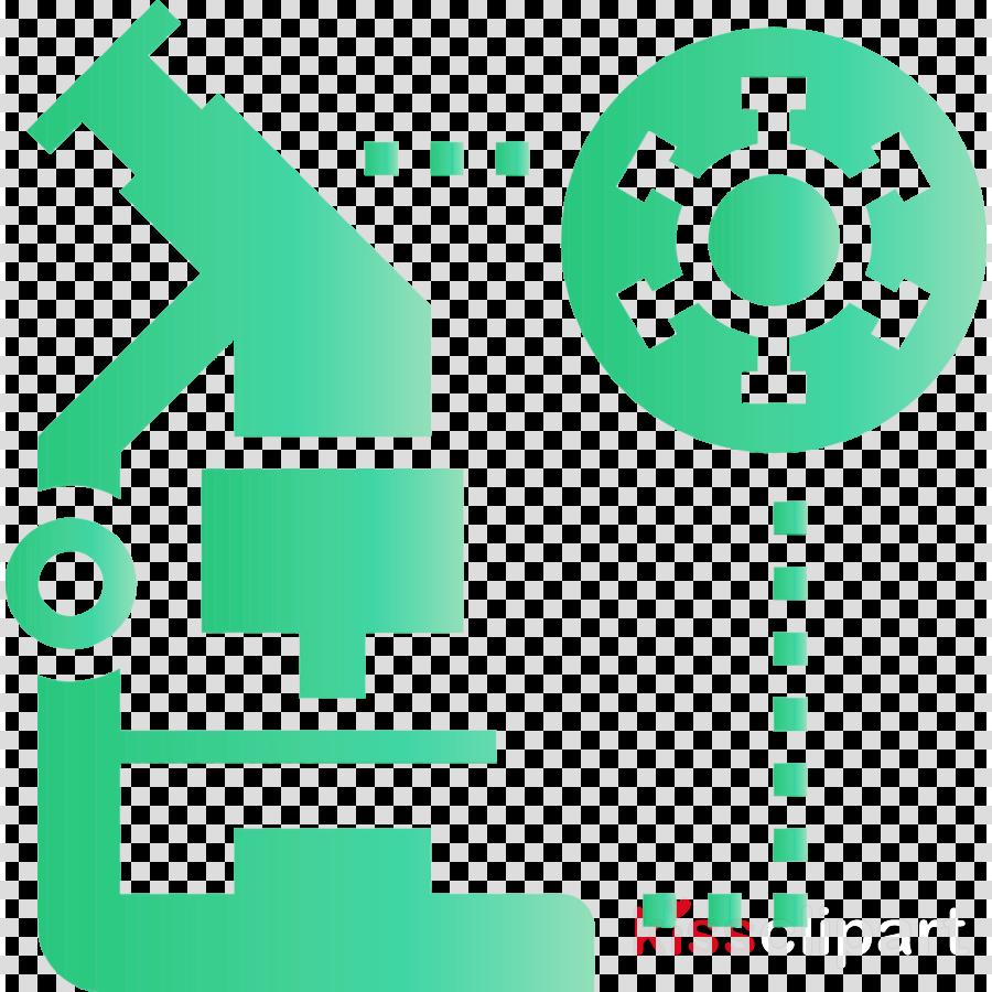 green font icon symbol