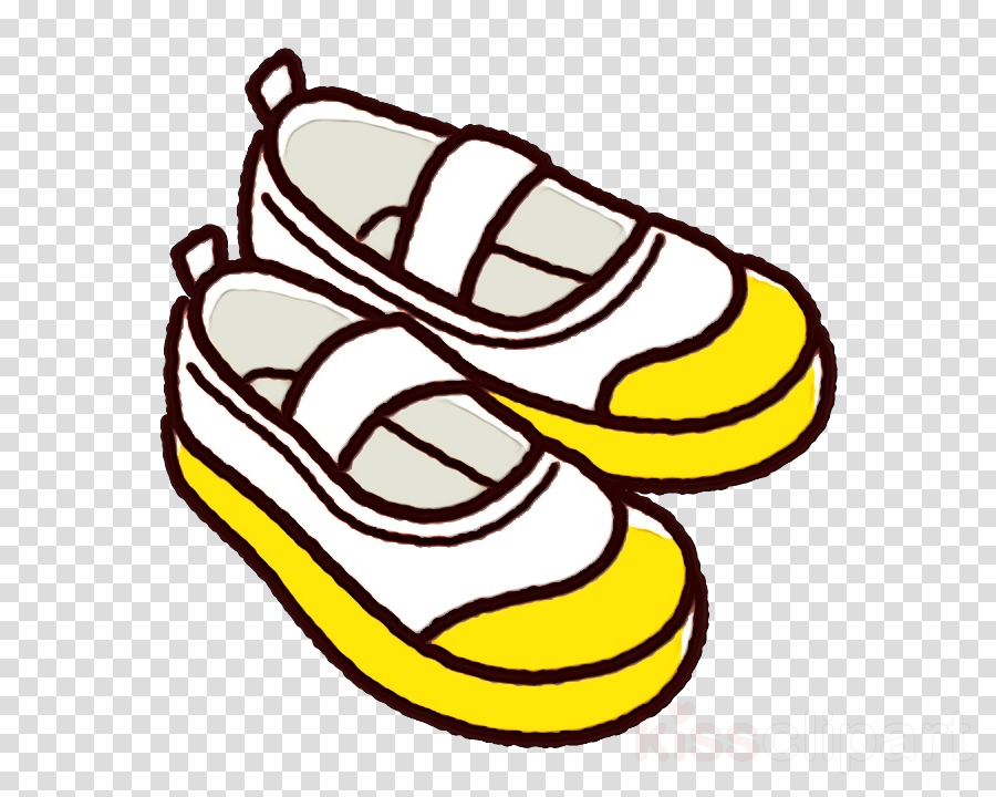 footwear white yellow shoe athletic shoe