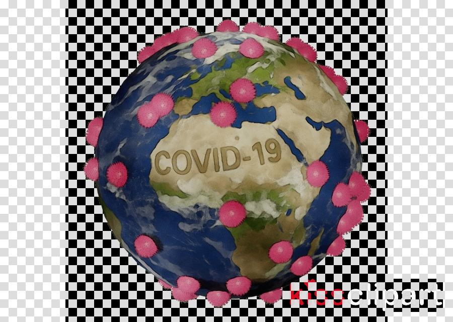 pink ball sphere pattern balloon