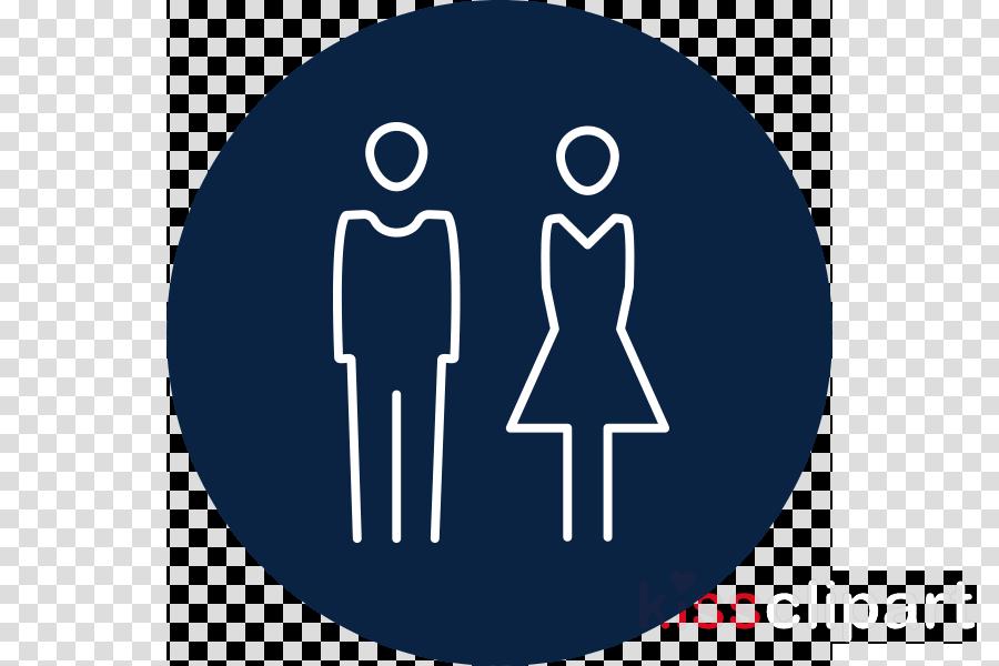 electric blue circle gesture logo symbol