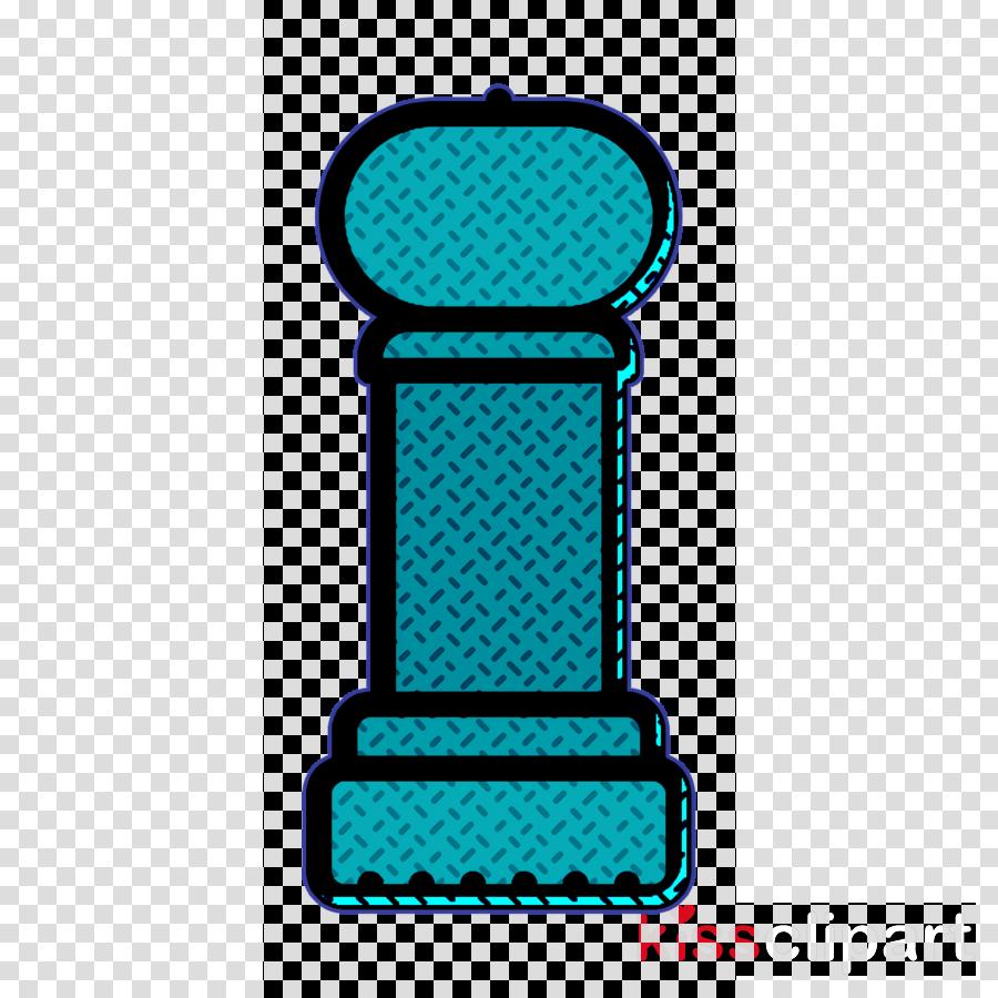 Pepper icon Grinder icon Restaurant icon