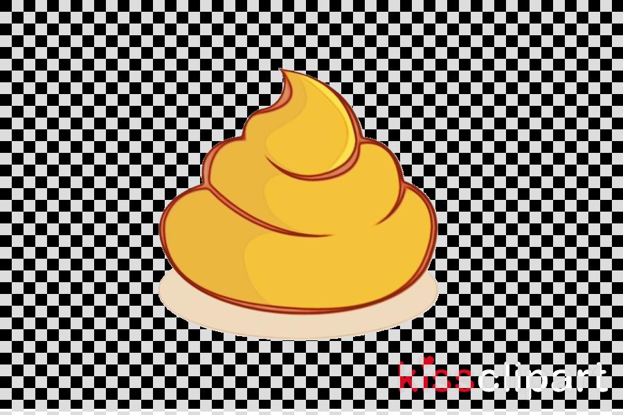 cone yellow headgear soft serve ice creams logo