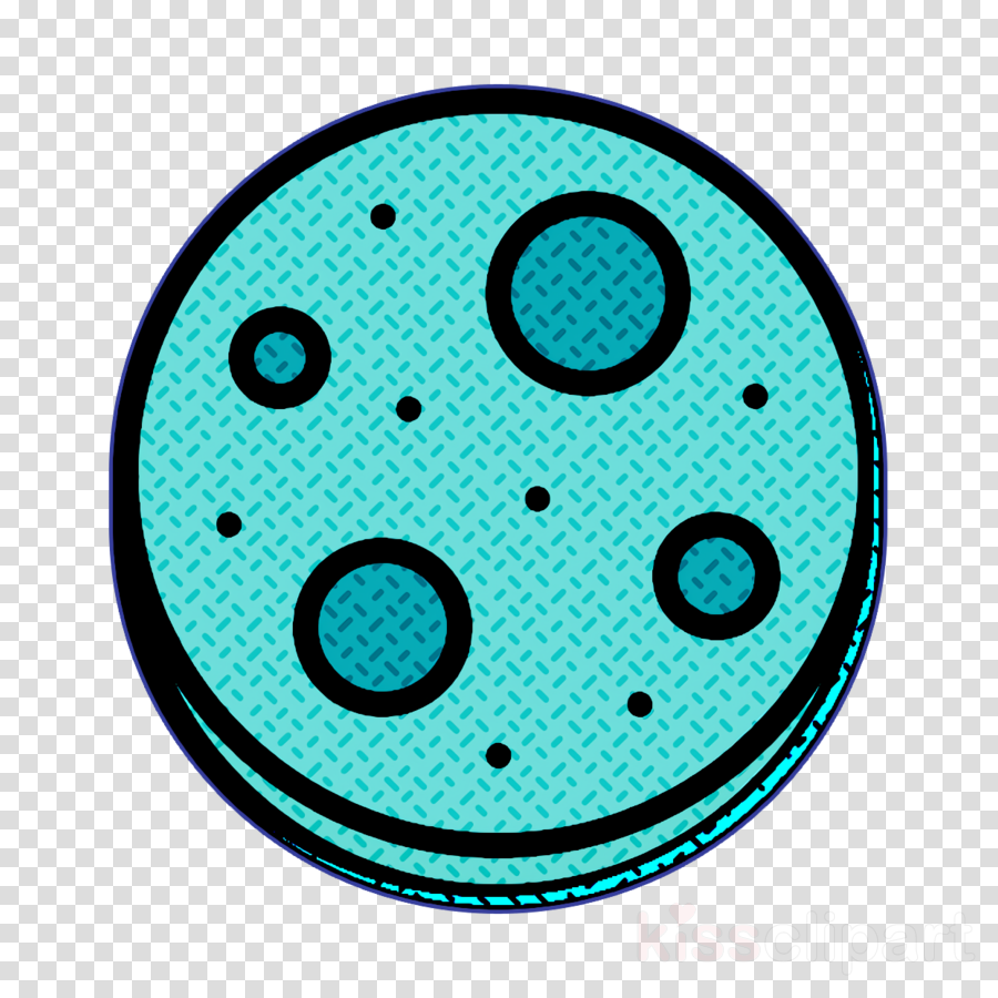 Chocolate chip icon Bakery icon