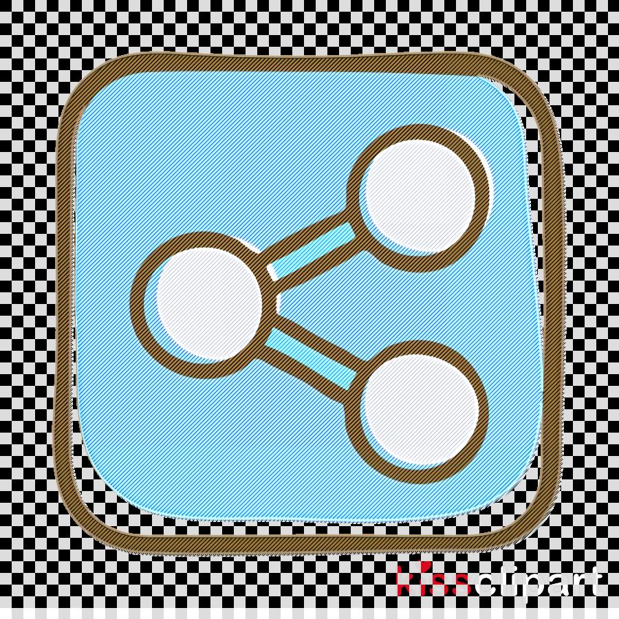 connection icon media icon network icon