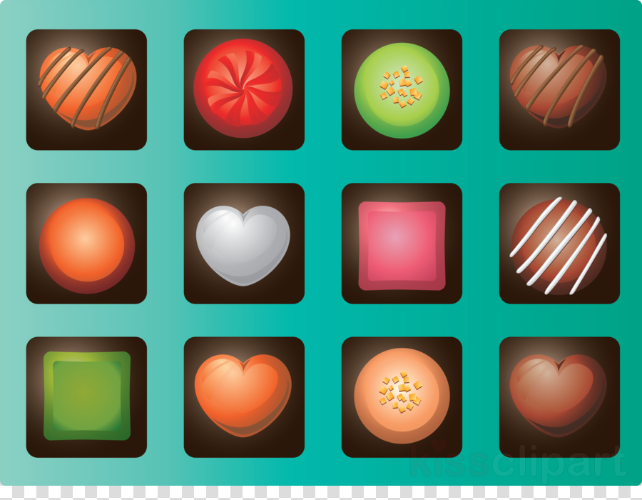 Chocolates Valentine's Day