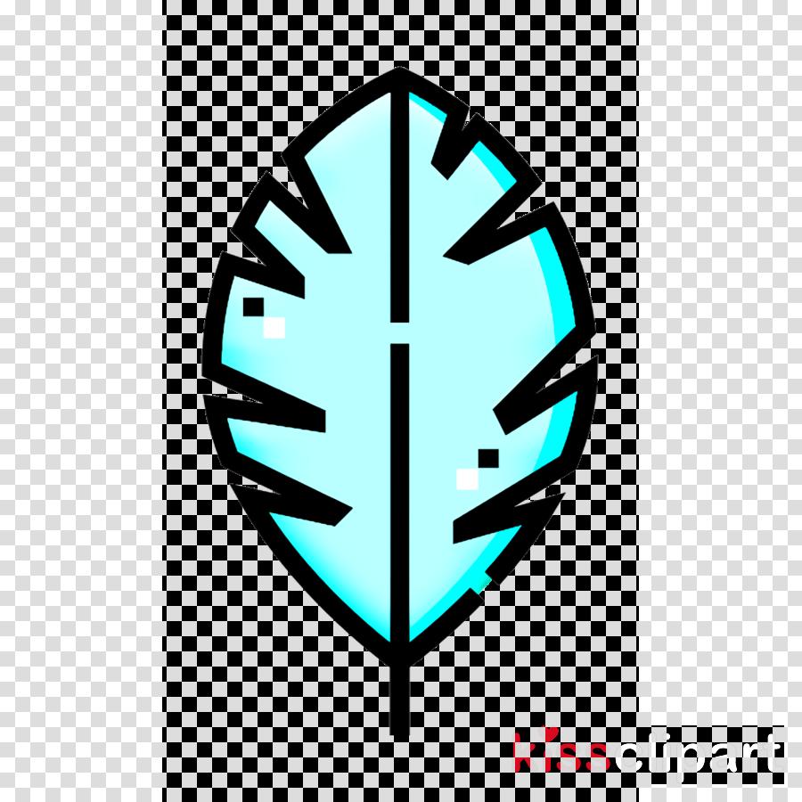 Tropical icon Leaf icon