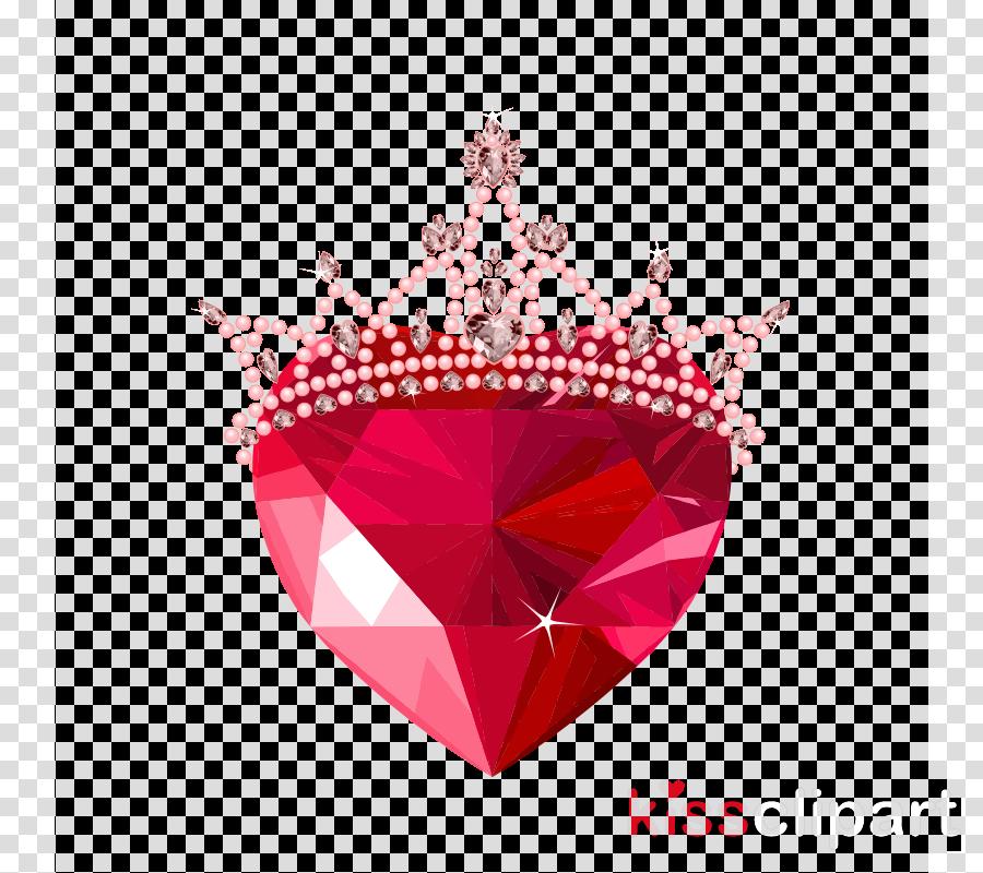diamond heart gemstone jewellery ring