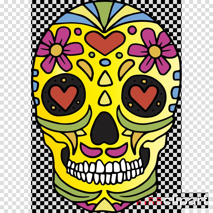skull mexico Cinco de Mayo