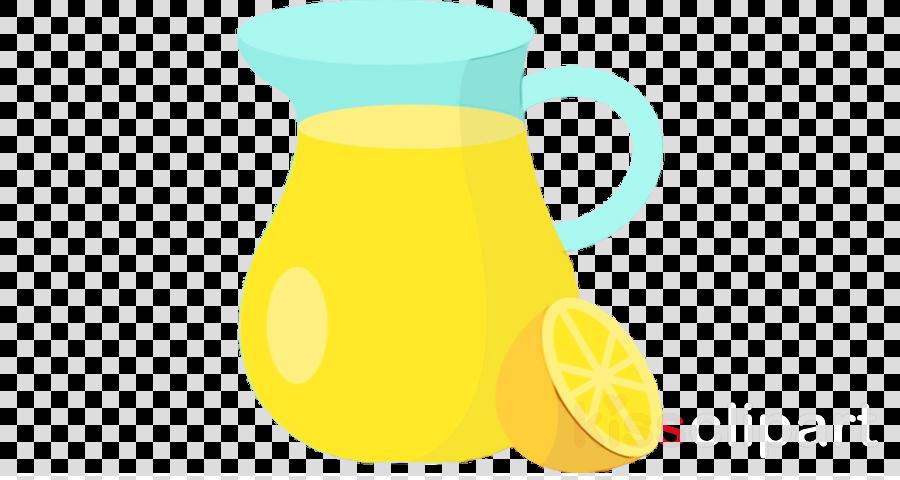 lemon water bottle lemon-lime drink citric acid yellow