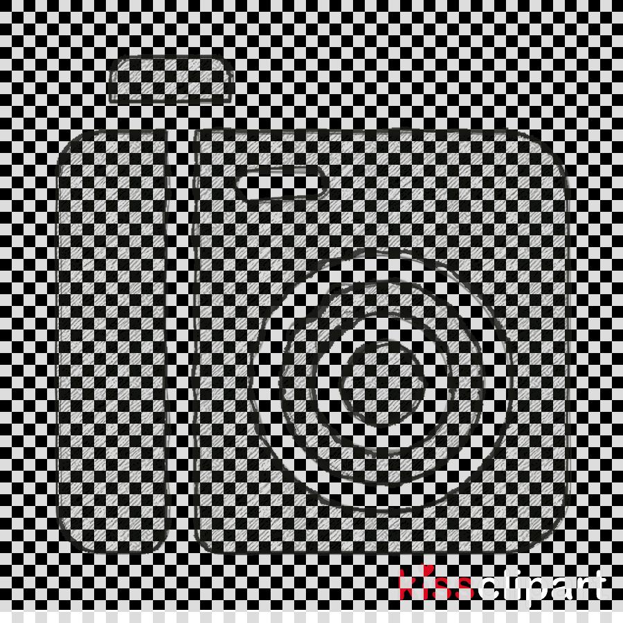 Travel icon Polaroid icon