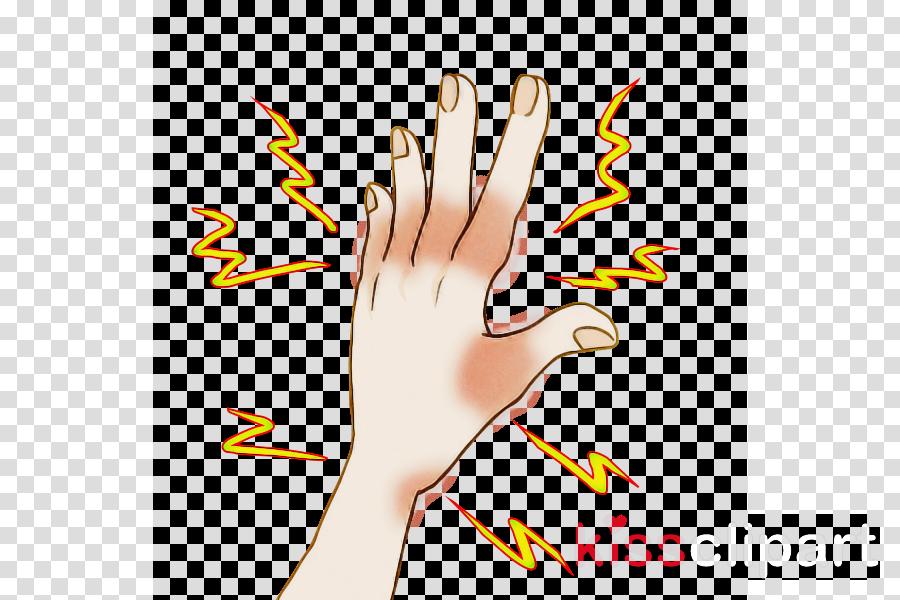 nail hand model drawing line art tattoo