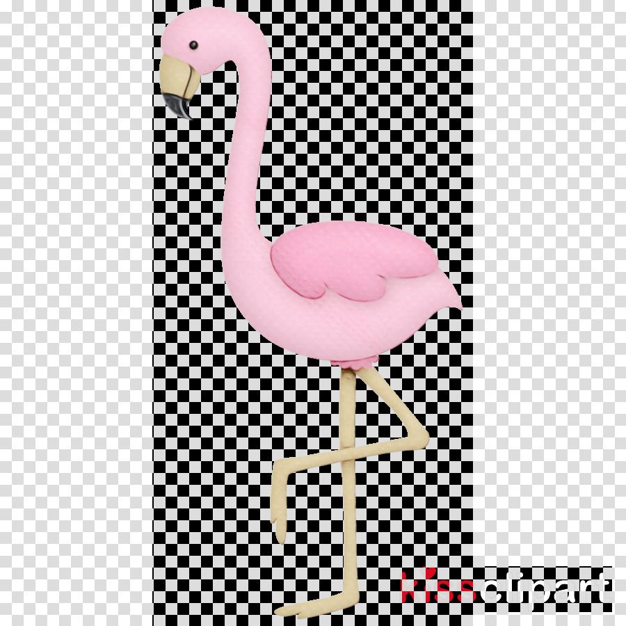 chair flamingo m pink m beak