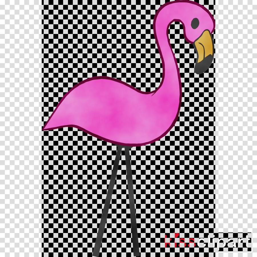 birds flamingo m crane animal figurine pink m