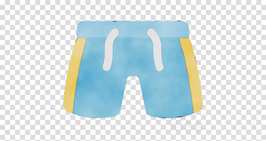 shorts turquoise meter