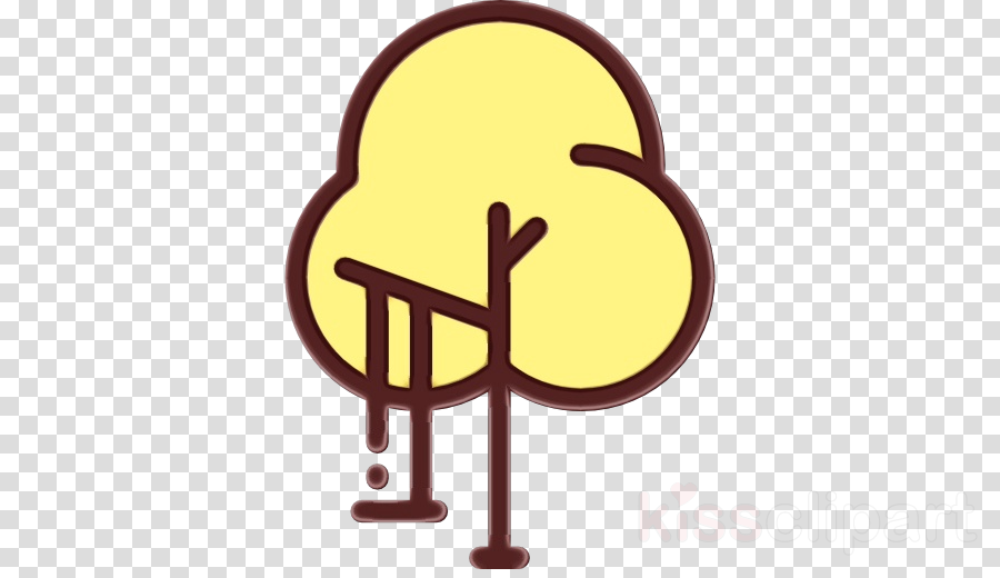 yellow icon line area behavior