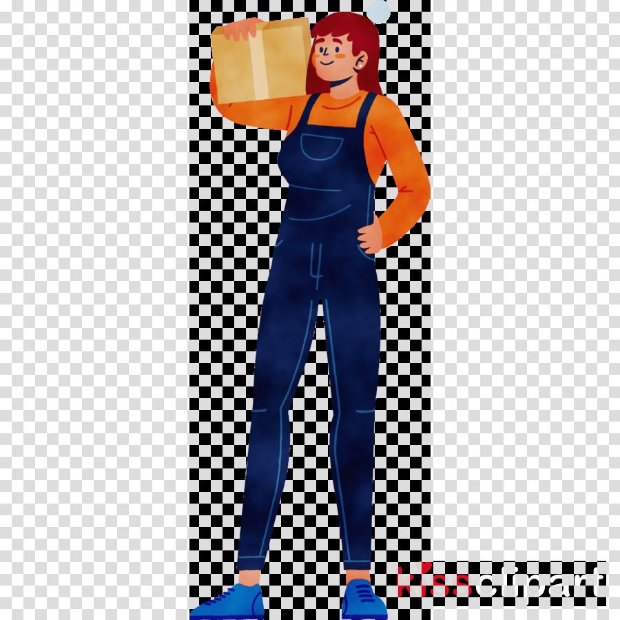 mascot cartoon costume electric blue m character