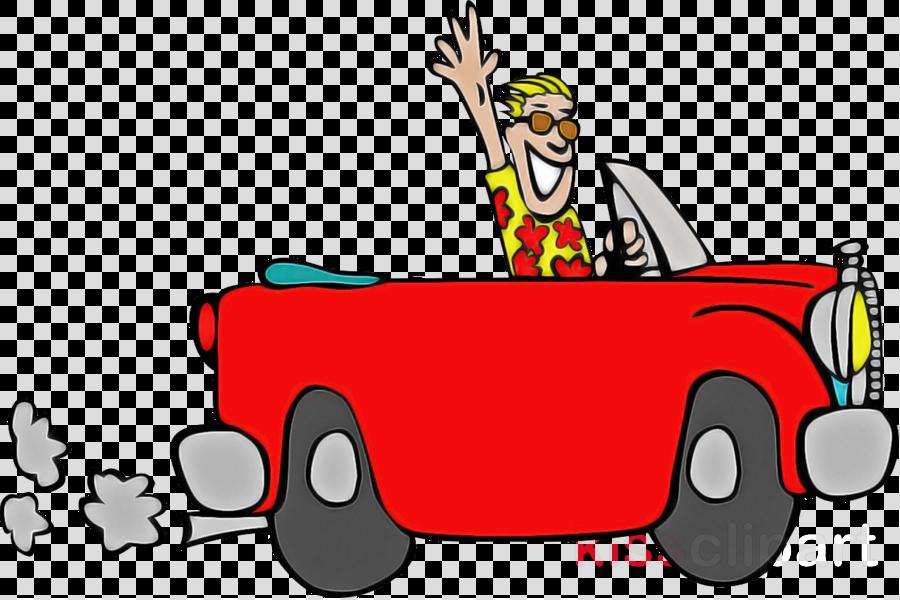 car sports car cartoon driving drawing