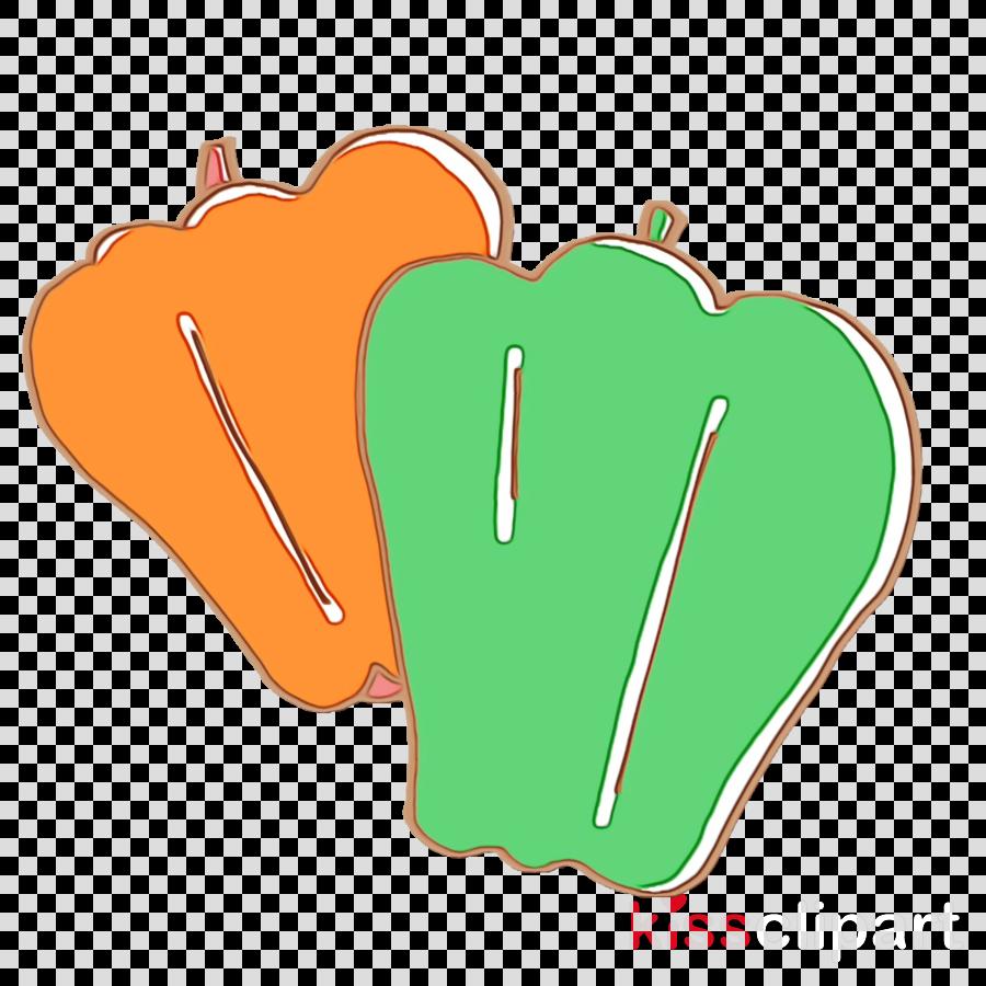 green line heart meter m-095