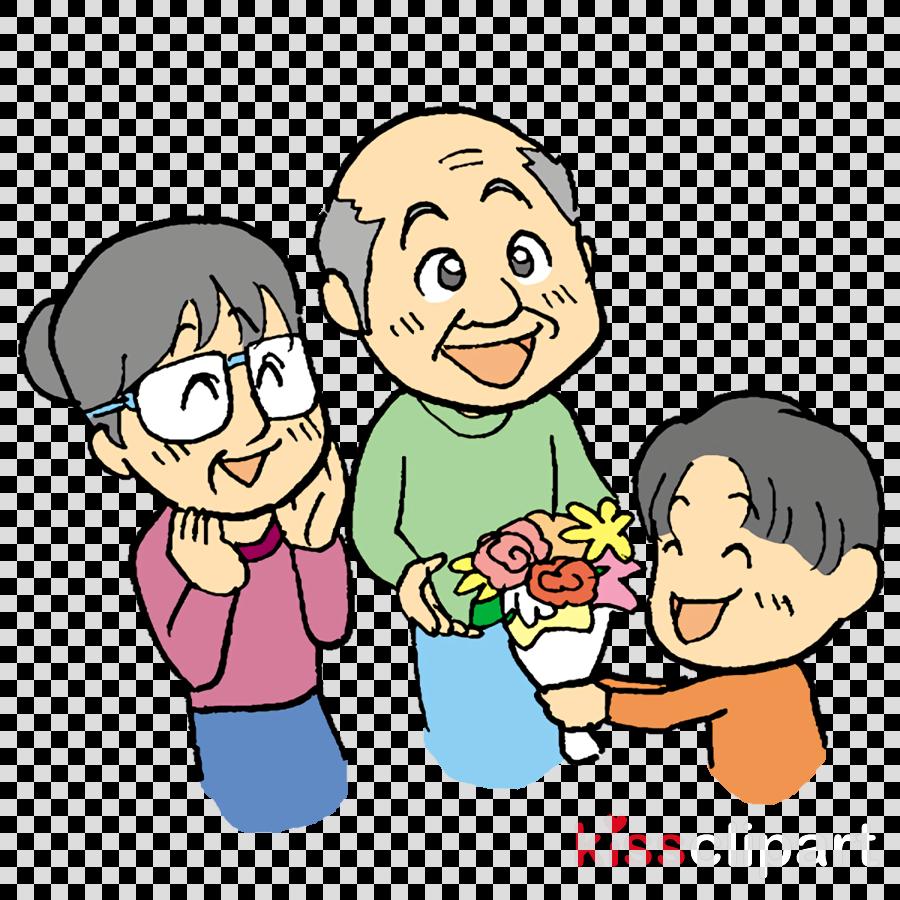 human social group laughter cartoon