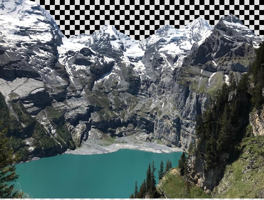tarn glacial lake mount scenery crater lake moraine