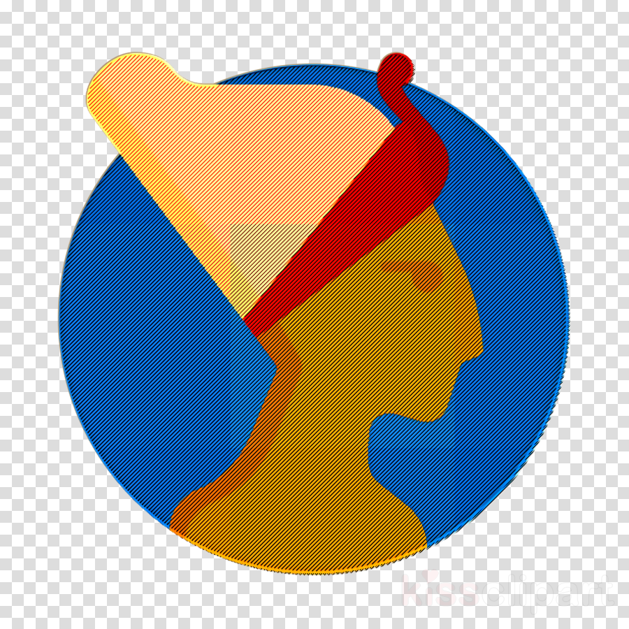 Egypt icon Pharaoh icon