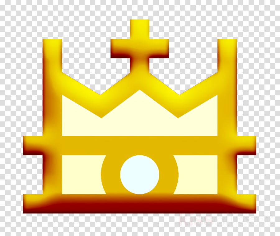 Crown icon Medieval icon