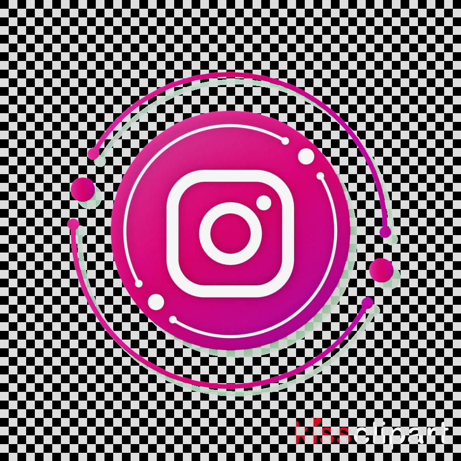 Instagram Logo Icon Clipart Logo Social Media 3d Computer Graphics Transparent Clip Art