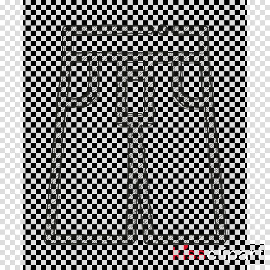 Clothes icon Garment icon Trousers icon