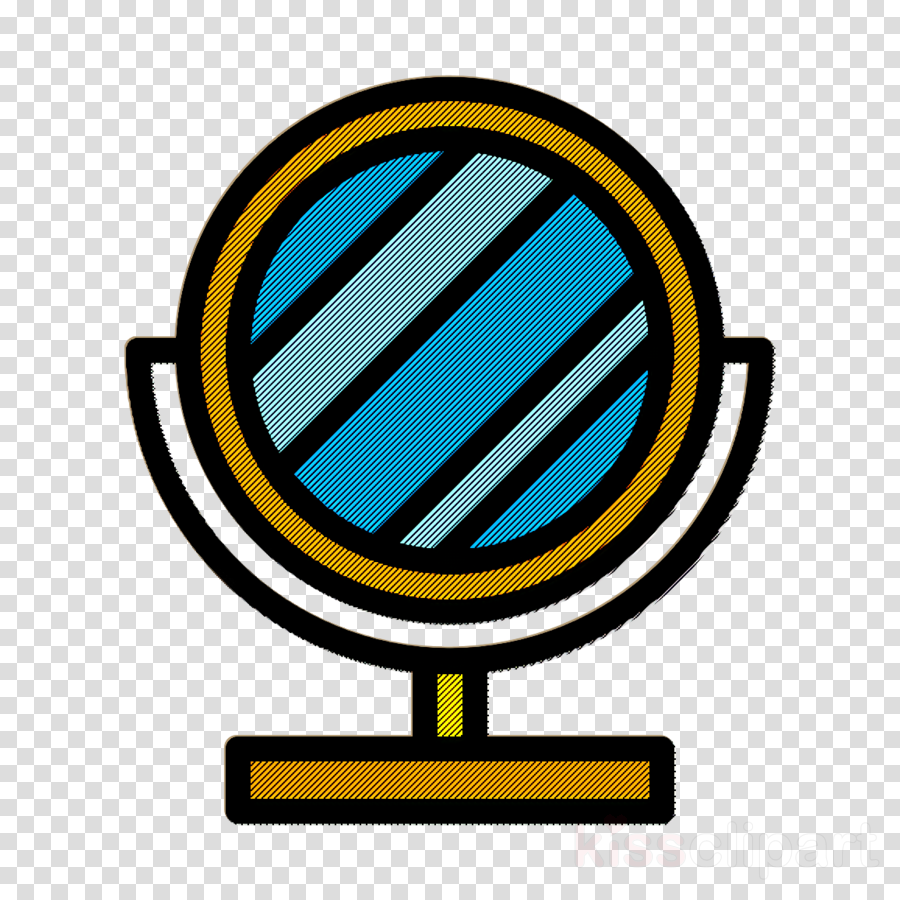 Mirror icon Home Decoration icon