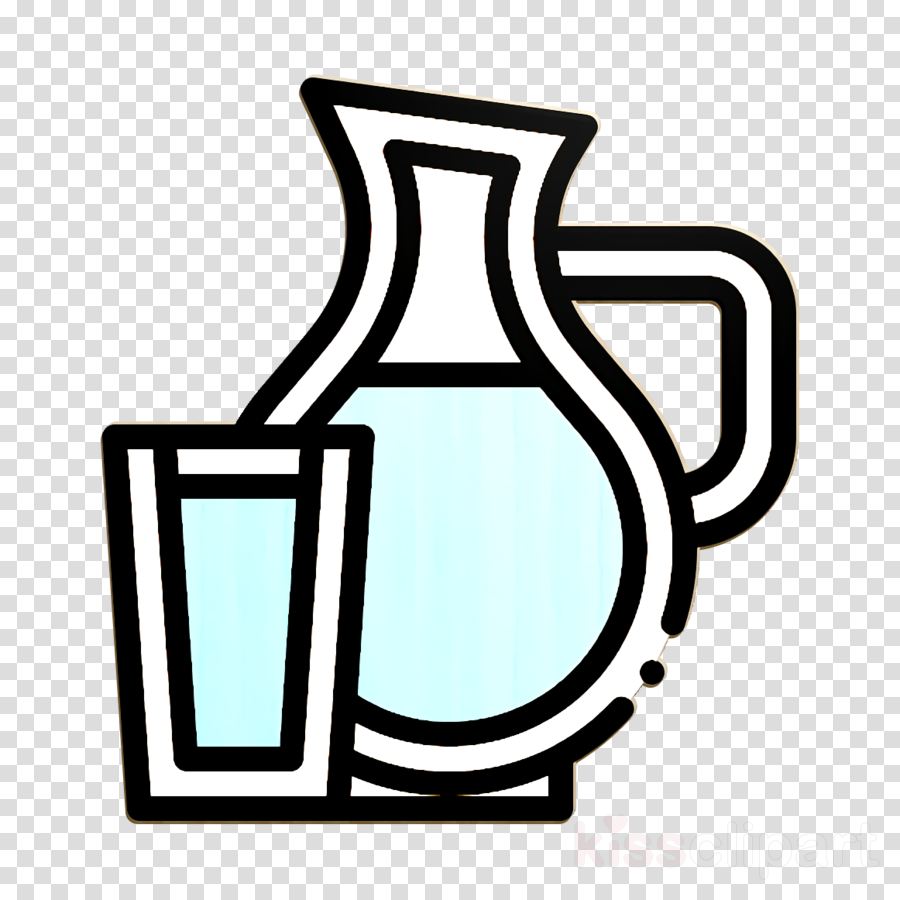 Beverage icon Water icon
