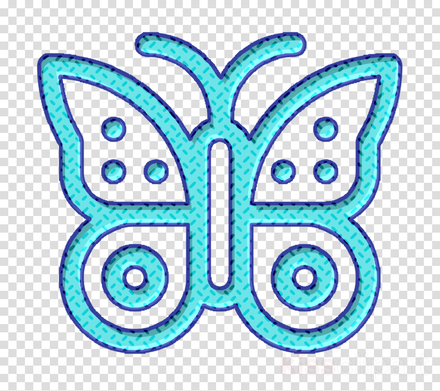 Mother Earth Day icon Butterfly icon Entomology icon