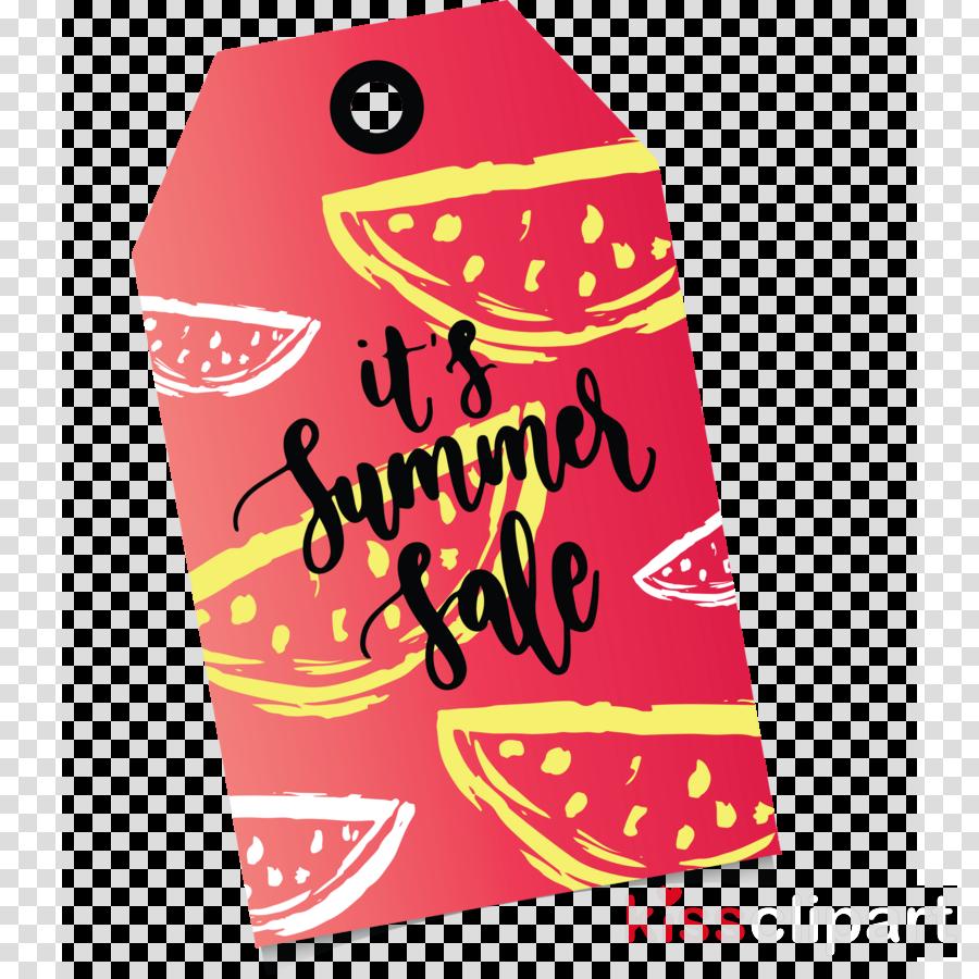 Summer Sale Sales Tag Sales Label