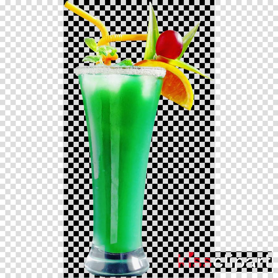 bay breeze mai tai harvey wallbanger cocktail garnish sea breeze