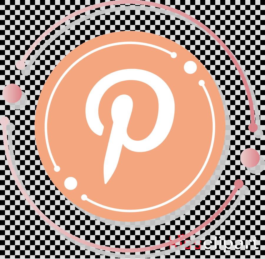 Pinterest Icon P Letter P Logo