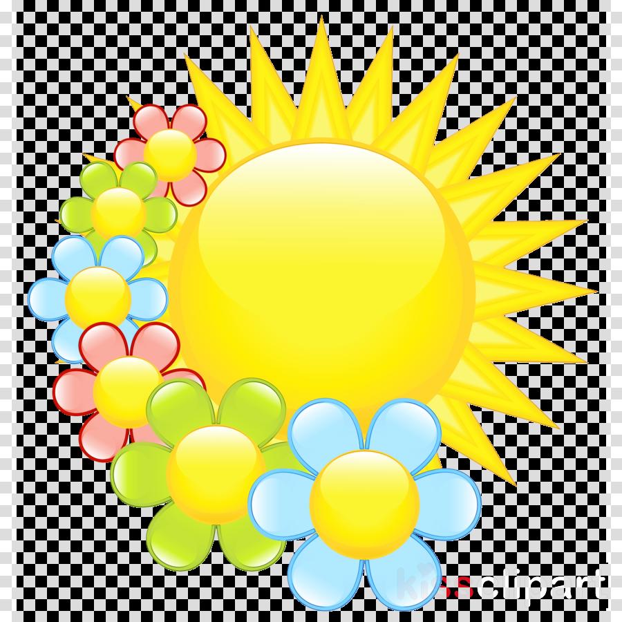 spring royalty-free april shower icon cartoon