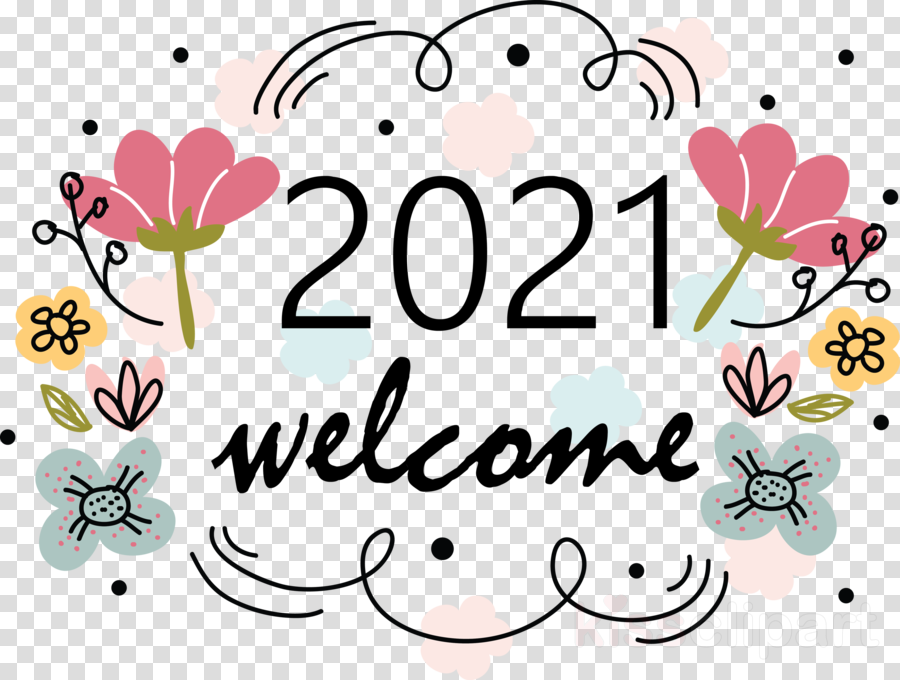 10++ Happy 2021 Clipart