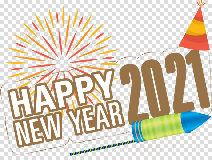 11++ Happy New Year 2021 Clipart