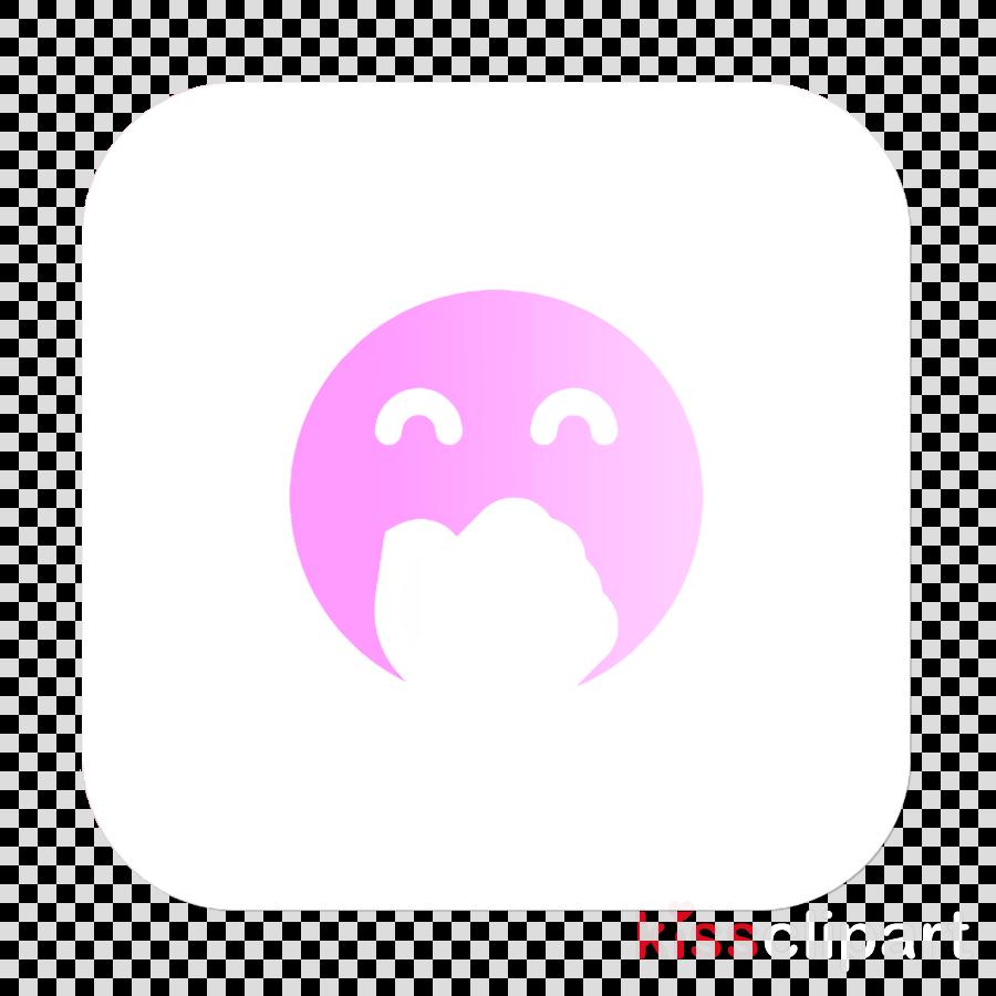 Amused icon Emoji icon Smiley and people icon