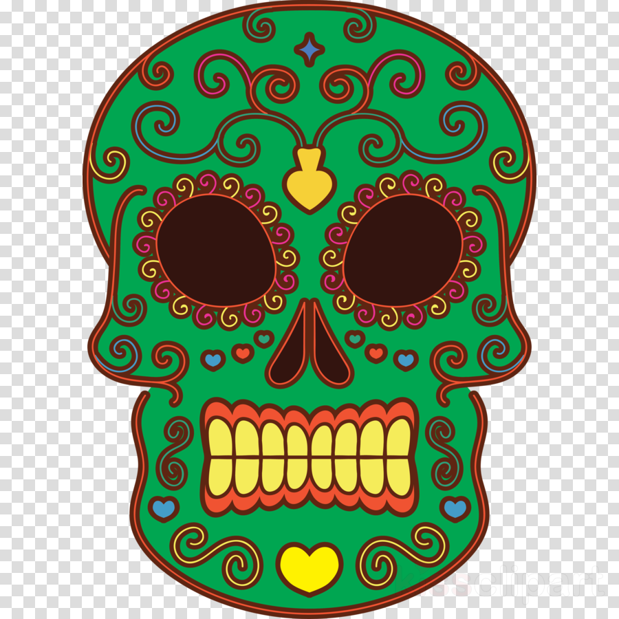 Calavera Day of the Dead Día de Muertos