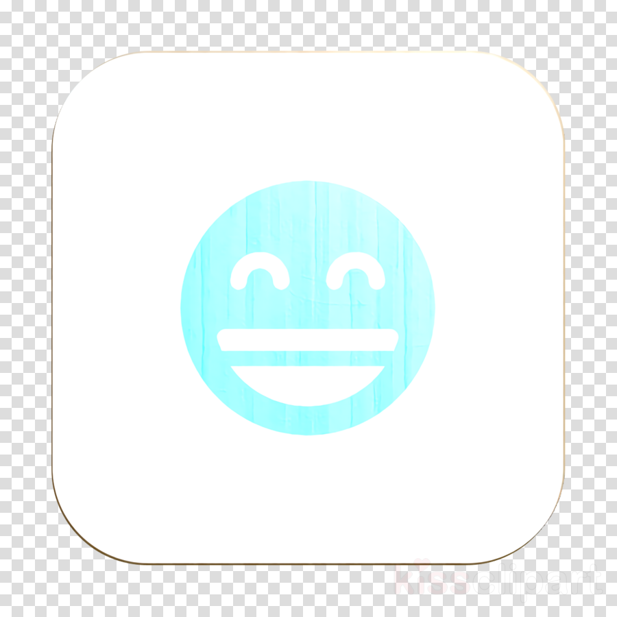 Emoji icon Grinning icon Smiley and people icon