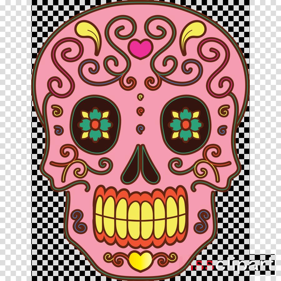 Calavera Day of the Dead Día de Muertos