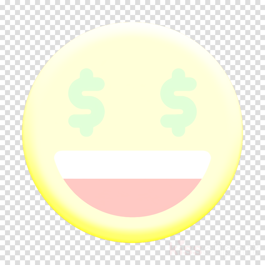 Emoji icon Smiley and people icon Greed icon
